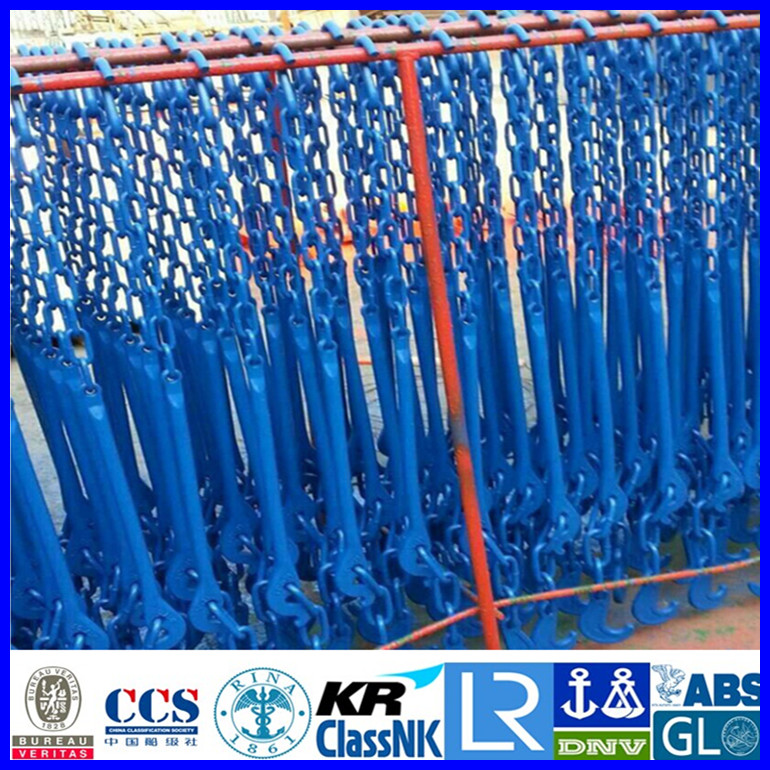 Lashing chains up to 20T