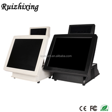 17 inch lcd monitor android VFD pos used touch screen monitor with J1900