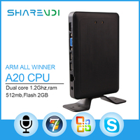 office linux net computer X1 all winner A20 share 1 pc with multiple users