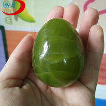 natural quartz crystal stones teardrop nephrite jade crystal eggs for sale