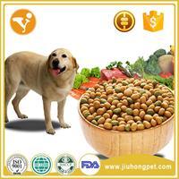 Pet food manufacturer rawhide dog chews dry bulk dog food