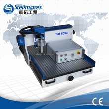 2016 10% discount hot sale mini cnc router 6090 , 4 axis cnc router , 1.5kw spindle cnc router 6090