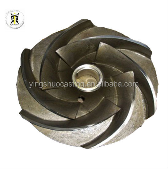 customized high quality open impeller pumps