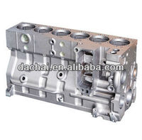 6ct Cylinder Block (double Thermostats)