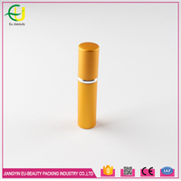 Hot Sale 5ml mini aluminium refillable perfume atomizer