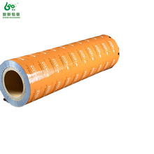 PVC shrink wrap film with packaging material
