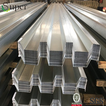 galvanized steel plate/galvanized corrugated floor decking