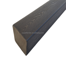 Professional manufacture of plastic board UV protection no fading no wood fiber