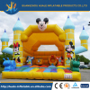 2016 new design wholesale inflatable mickey bouncer house inflatable castle