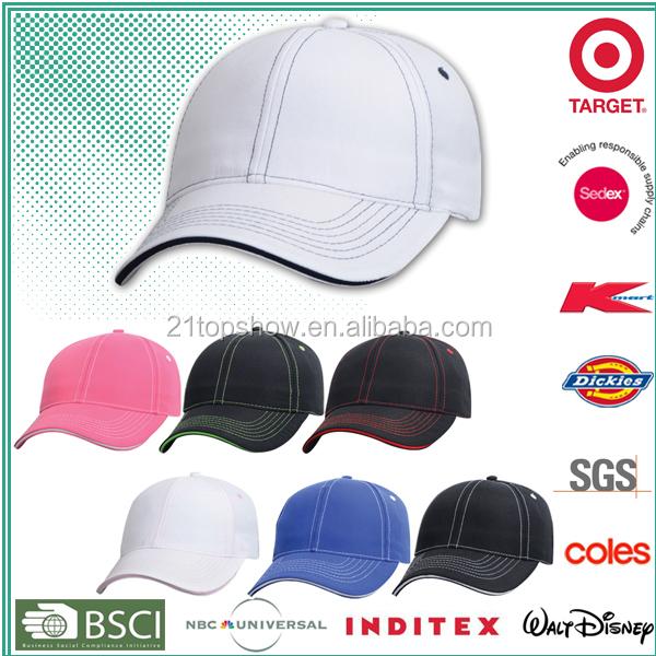 Promotional Wholesale Cheap Baseball Cap Without Logo - Buy Baseball ...