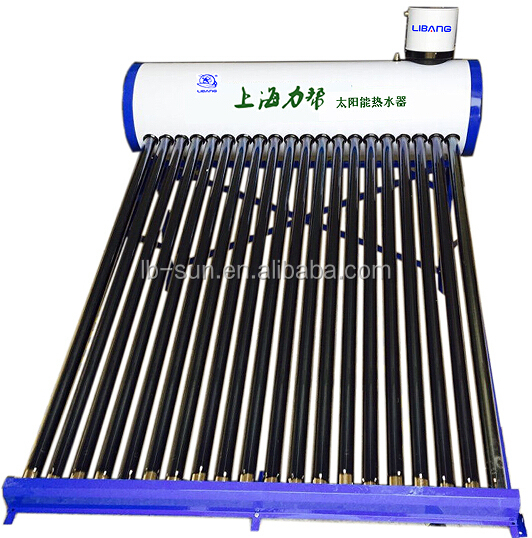 Top selling 3 years zam zam water home solar system solar water heater
