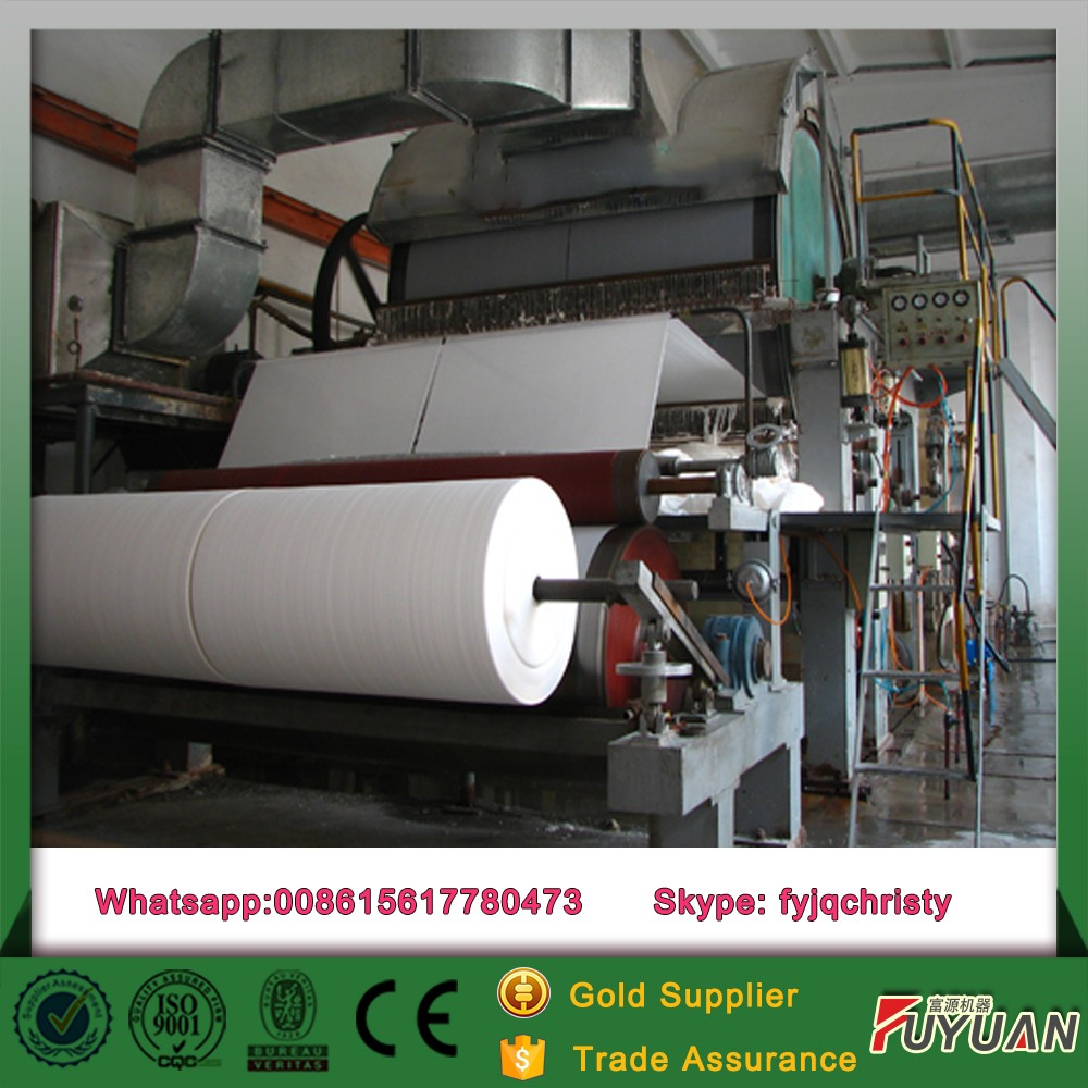 used machine for soft toilet tissue paper jumbo roll