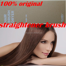 Electric Type and hair straightener,Electric hair straightening brush Feature Electric Hair Straightener brush