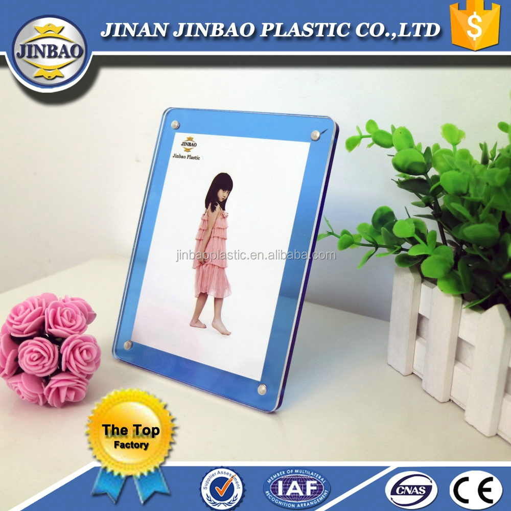 Jinbao factory male female sex picture acrylic photofunia photo frame