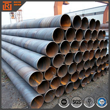 ASTM a252 piling spiral welded steel pipe, underground water pipe materials