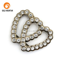 Gold Mountain 2017 Fashion Rhinestone Jewelry