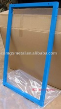 Metal sheet fabrication for Laboratory Table Frame