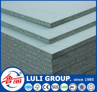 melamine paper laminated particle board