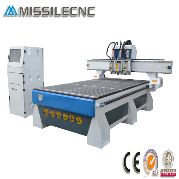 jinan missile wood cnc router 1325 cnc wood carved panels