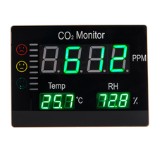 High Quality HT-2008 Multi CO2 Monitor With Temperature Humidity Meter