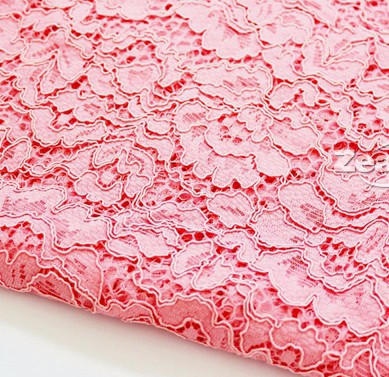 Nylon african velvet lace fabric, lace fabric market in dubai