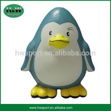 Pu Foam Penguin Antistress Ball