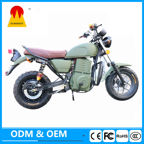 Kinetic moped motorcycle electric bike with 2 seat on sale