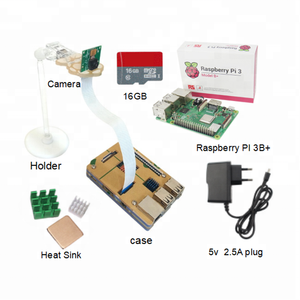 R08 DIY Camera Accessories Model B Starter Raspberry Pi 3 Kit
