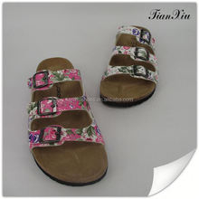Top Quality decoration eva slippers 2013