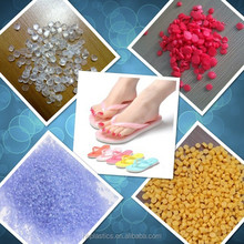 Virgin and recycled Soft transparent crystal PVC Granules/Regrind PVC Compound pellets for Shoe Sole
