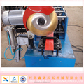 tube and pipe roll forming making machine