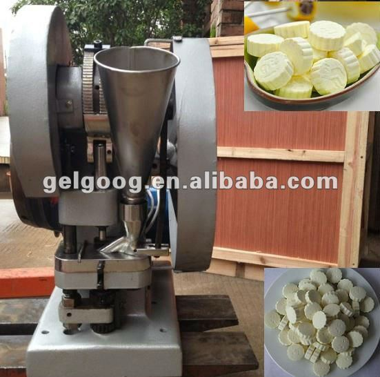 Mini Model Cube Sugar Making Machine