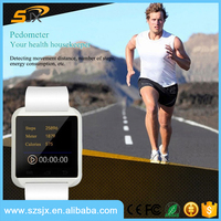 U8 Sports Pedometer Smart Bluetooth Watch