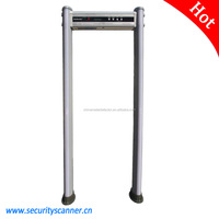 Door Frame Walk Through Security Metal