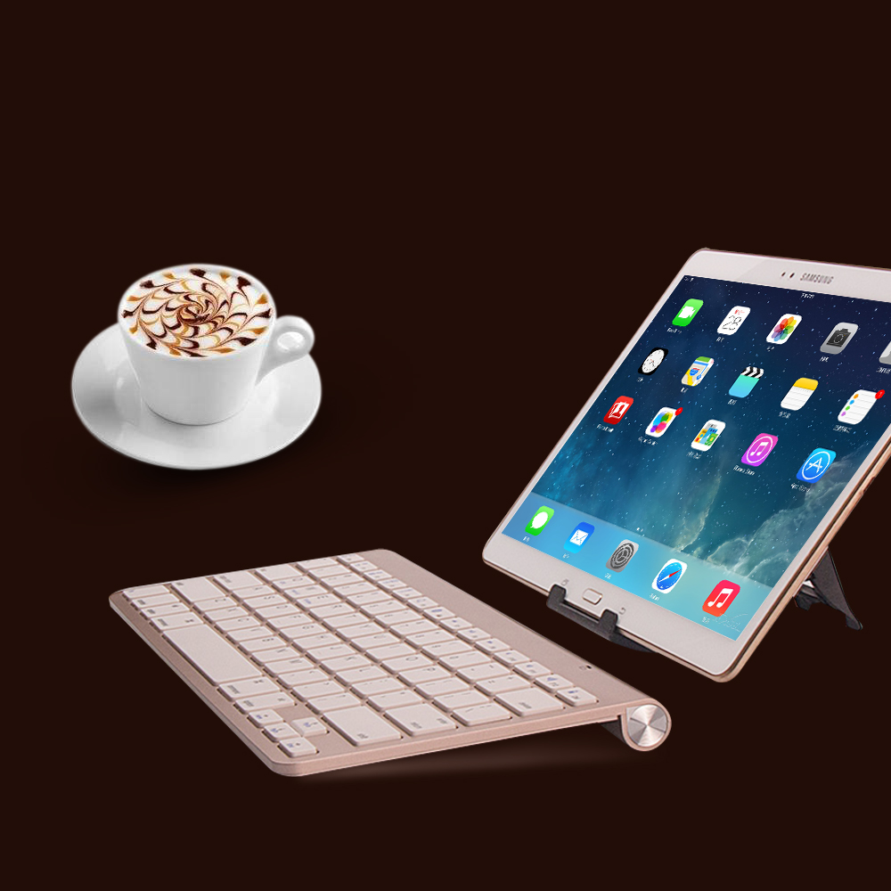 High Quality Abs Slim Cheap Wireless Keyboard For Ipad 4