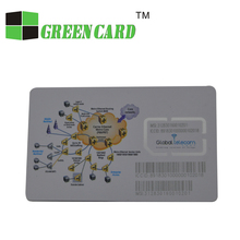 High quality telecom programmable 4g lte usim card for mobile phone