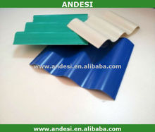 corrosion resistance pvc roof for building material