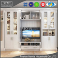 modern design living room furniture wooden tv cabinet