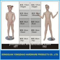 Top!!Best sale!lovely children mannequins little boy dummy in china