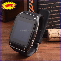 Top grade unique mobile z1 smart android 2.2 watch phone