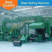 Full automatic mini steel hot rolling mill used steel rolling mill machinery supplier