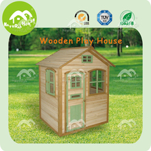 Outdoor Wooden Kids play house, brand new wooden tree house for promotion