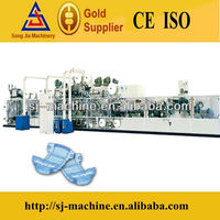 Full automatic high speed ce certification baby diaper making machine