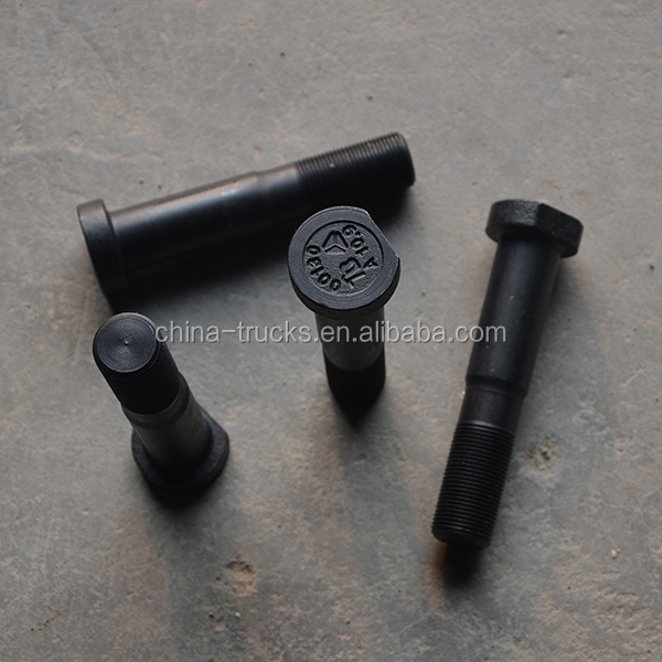 Howo dumper truck wheel bolt