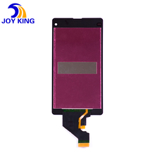 [joyking] brand new china price for sony xperia z1 compact display, cheap price for sony xperia z1 compact d5503 lcd digitizer