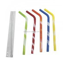 2018 New Products Silicone BPA Free Straw for Drinking