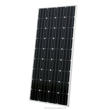 Outdoor 160W solar PV solar Panel for grid-connected 10kw solar system