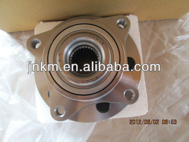 Wheel Hub Bearing for VOLVO Rear Axle with OE No.:30639876 30639876-0 30639876-9 30666540 30666541 30748191 30748191-0 3