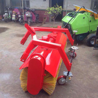 High quality CE approved forklift road sweeper for sale