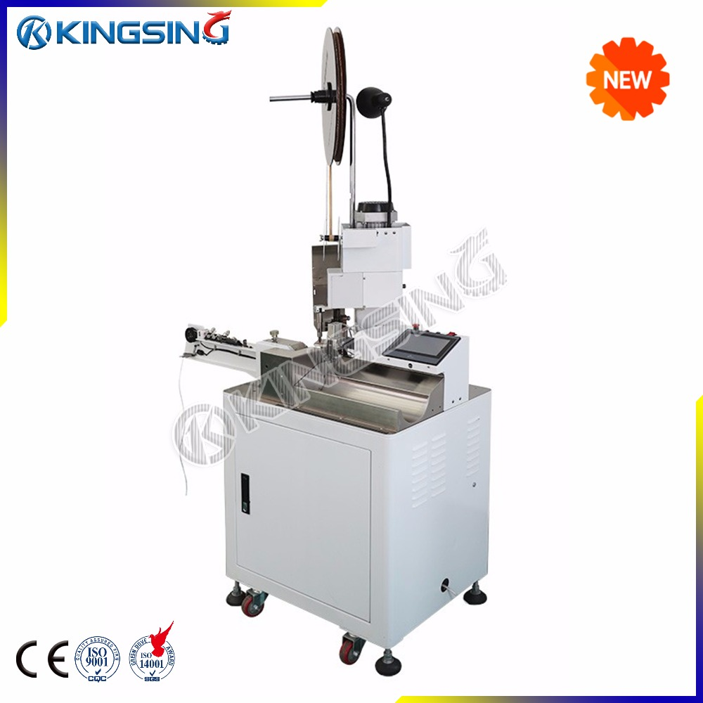 Fully Automatic Terminal Crimping Machine,Automatic Wire Crimping ...